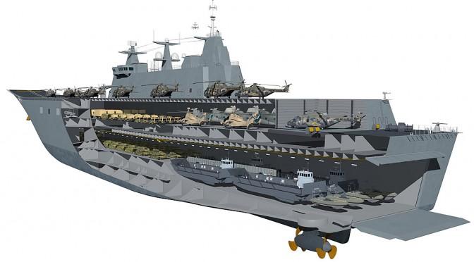 Sea Control 90 – An Australian Marine Corps?