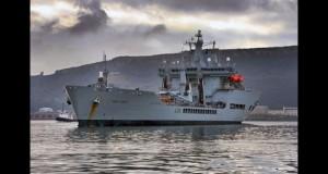 HMS Wave Knight