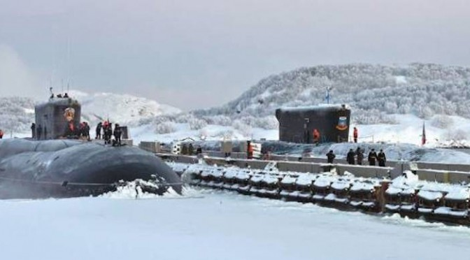An Arctic Nuclear Weapon-Free Zone: Can there be Cooperation Under the Counterforce Dilemma?