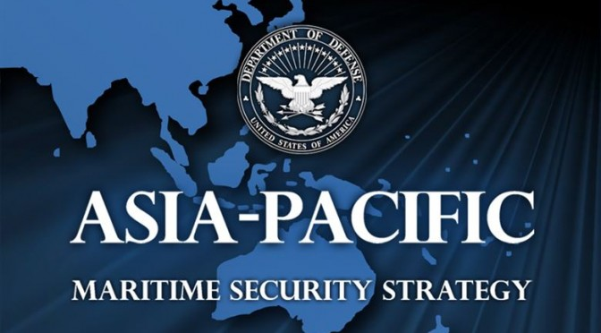 10 Things You May Have Missed in DoD's Asia-Pacific Maritime Security Strategy