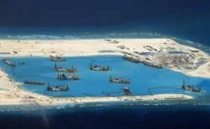 PRC operations at Fiery Cross Reef