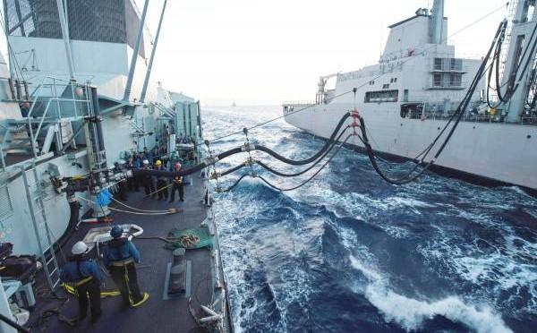 Canada's Naval Fuel Crisis