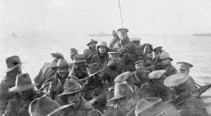 Some Corner of a Foreign Field that is Forever Anzac: A Book Review of Peter Fitzsimons' Gallipoli