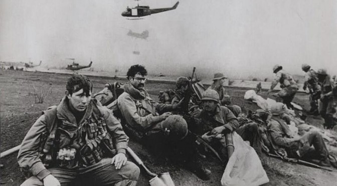 President McCormack and the Vietnam War
