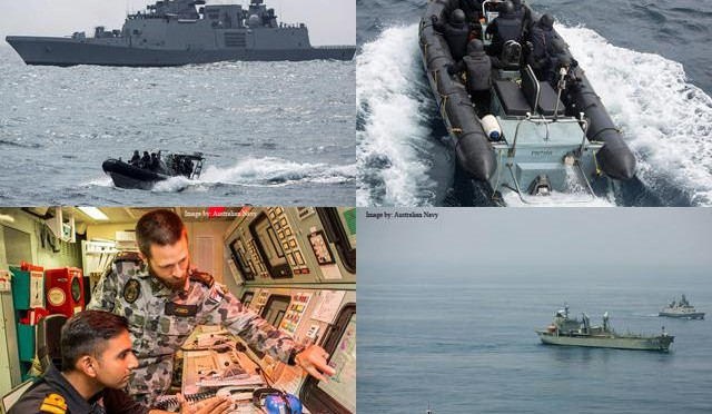 AUSINDEX-2015: Australia 'Pivots' to the Indian Ocean