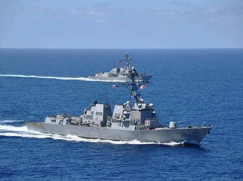 Further Militarizing the South China Sea May Undermine Freedom of Navigation