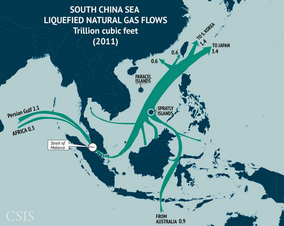 Chinese jets train with missiles in SCS after standoff with US