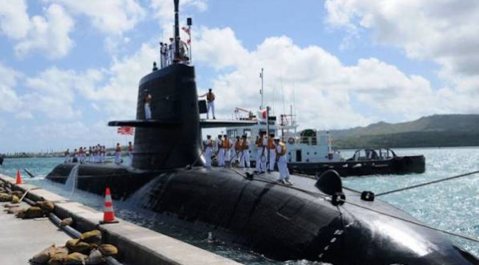 The Cabbage and the Submarine: Why Fears of Chinese Control of the Seas are Overstated