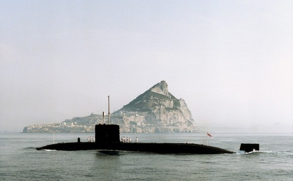 Maritime Security: Fact or Fallacy? The View from Gibraltar