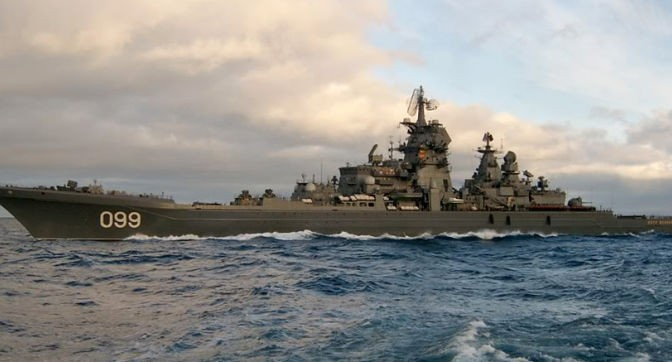 Shipbuilding constraints drive downsized but potent Russian Navy