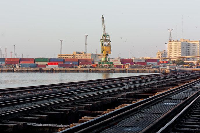 Railway (Karachi Port)