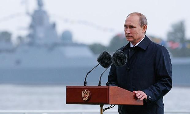 Russian Navy Reads the Art of War