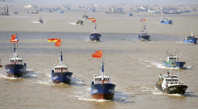 "Irregular Forces at Sea:  Not ""Merely Fishermen""—Shedding Light on China's Maritime Militia"