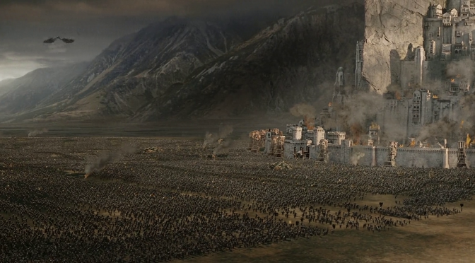 Middle Earth Was Sauron's to Lose – He Blew It