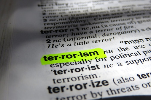 The Language of Terror