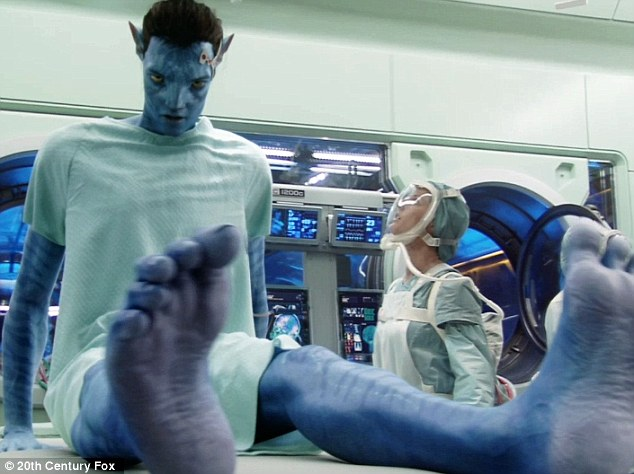 You can biologically engineer a whole new life-form that can be remotely controlled anywhere on the planet... and all you can make is REALLY tall blue people?