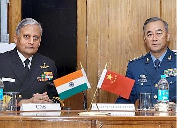 INDIA-CHINA-DIPLOMACY
