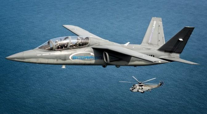 Textron AirLand's Scorpion: A Smart Gamble