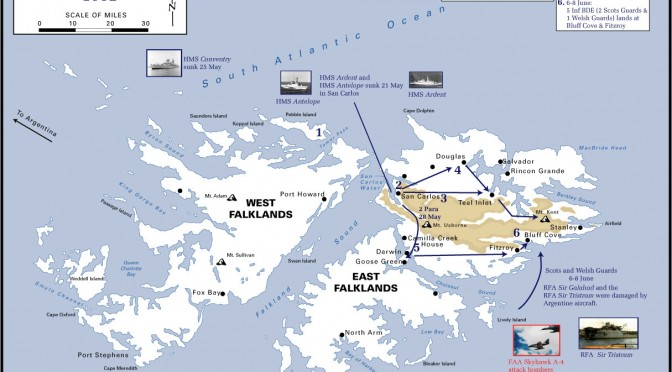 Neither Side Appears Ready for War FalklandsMalvinas Islands Analysis
