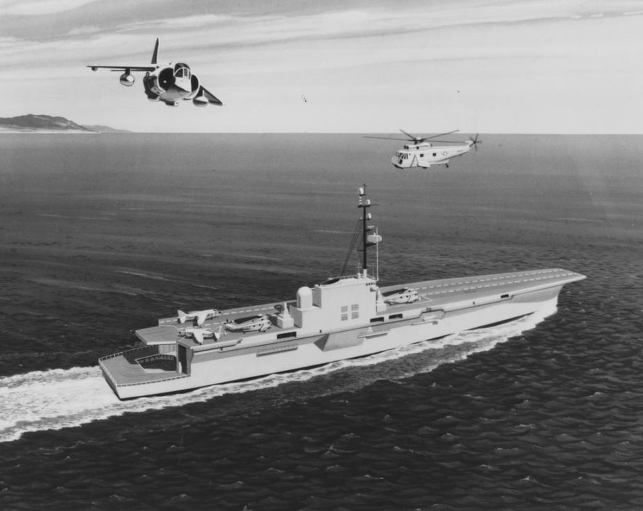 sea control ship
