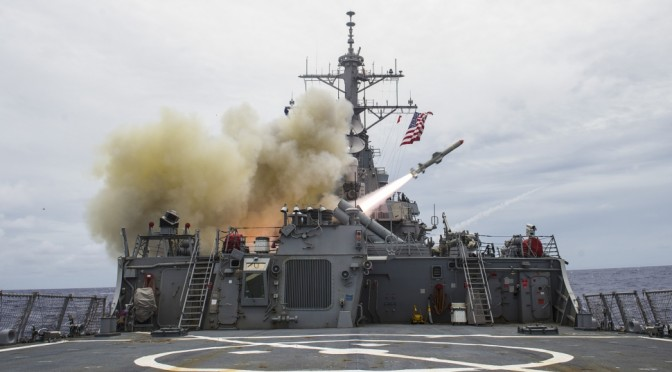 A Tactical Doctrine for Distributed Lethality