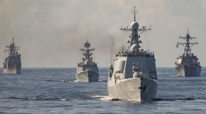 Distributed Lethality: China is Doing it Right