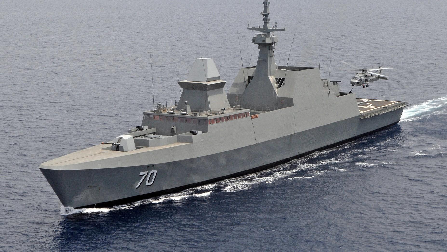 Singapore S Fleet Modernization Slow And Steady