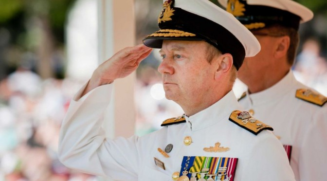 On Naval History, Books, and Coal: An Interview with Rear Admiral James Goldrick, RAN(ret.)