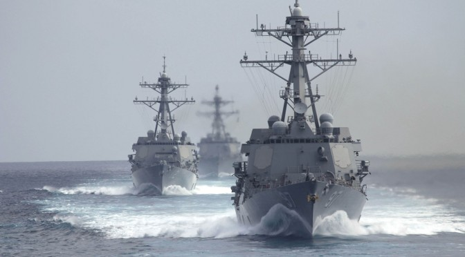 Distributed Lethality Task Force Launches CIMSEC Topic Week