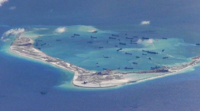 America's Dilemma in Avoiding Confrontation in the East Asian Littoral