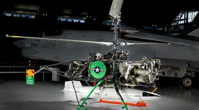 Sea Control 111 – Vietnam-Era Drones (QH-50)