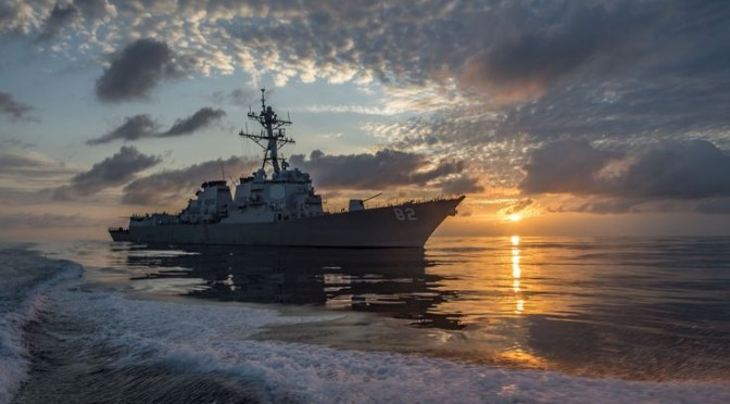 Opinion: The Uses of the U.S. Navy's Fourth Fleet