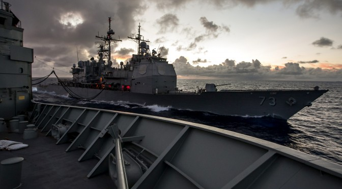 Navy Perspective on Joint Force Interdependence