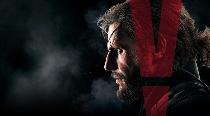 REAL TIME STRATEGY 5 – METAL GEAR SOLID V: THE PHANTOM PAIN