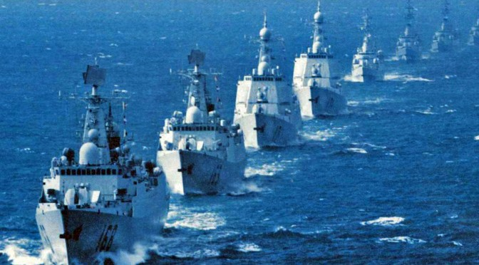 South Sea Fleet: Emerging Lynchpin of China's Naval  Power Projection in the Indo-Pacific