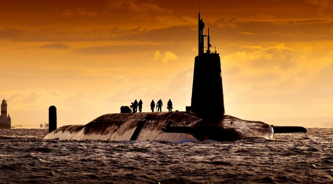 Trident: An Introduction to the UK National Debate