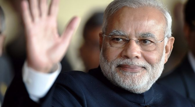 Modi's Asia-Pacific Push