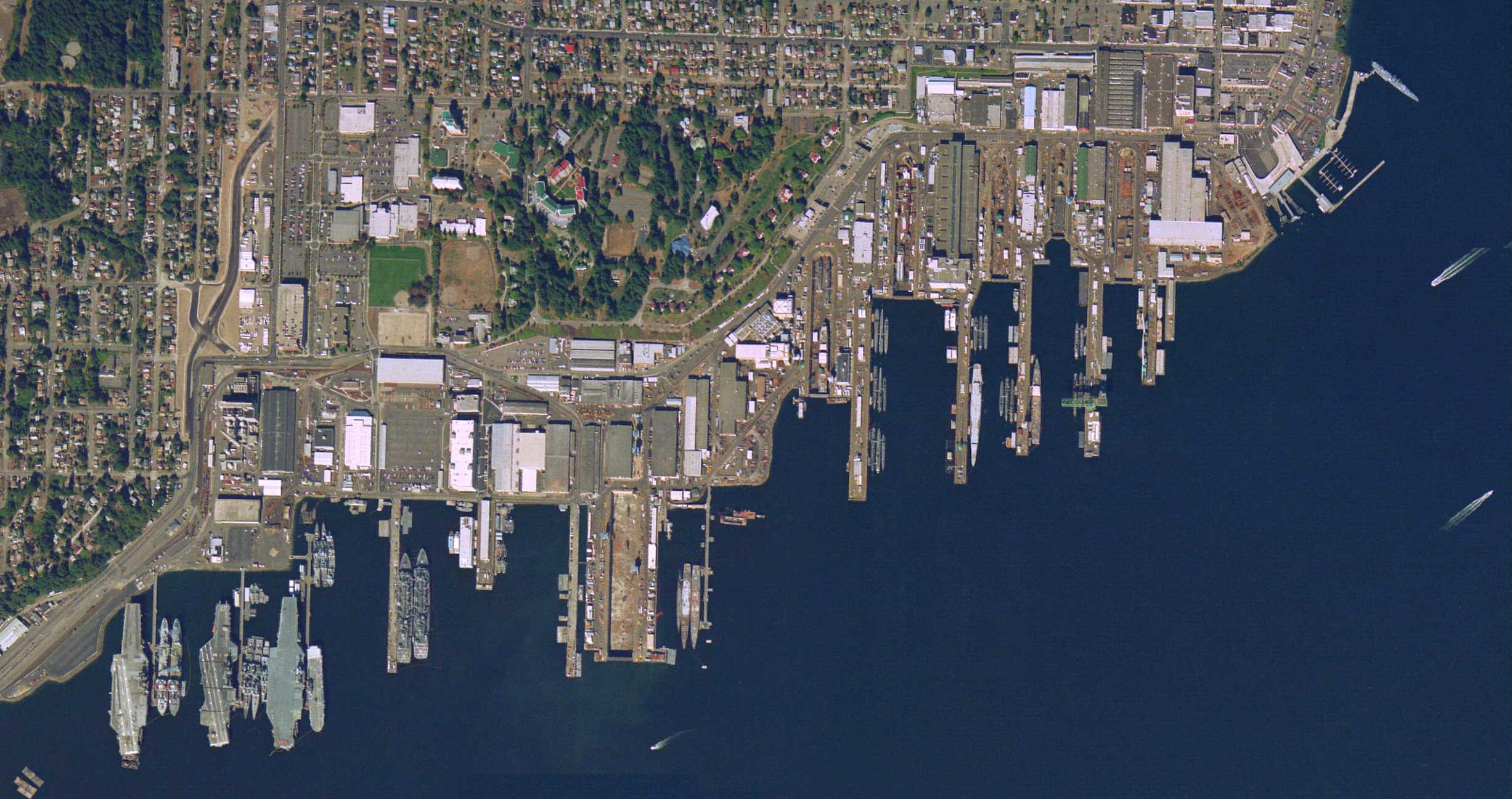 Bremerton naval base 2