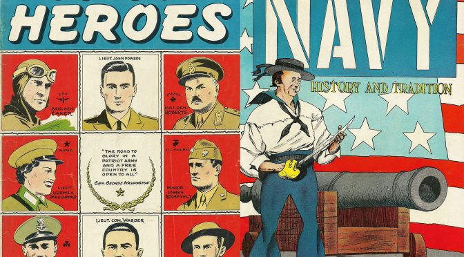 Comic Books & War: An Interview With Dr. Cord A. Scott