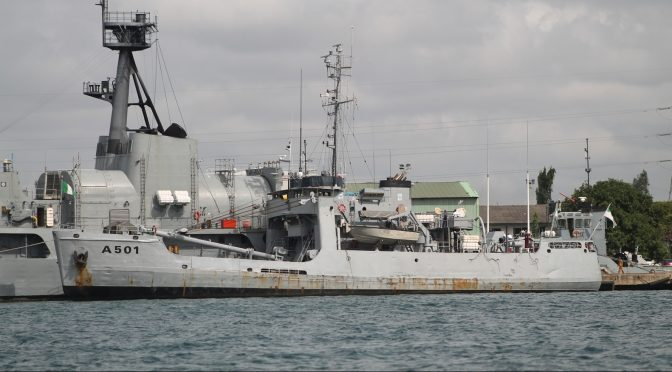 A Niger Delta Militant Group Declares War on the Nigerian Navy