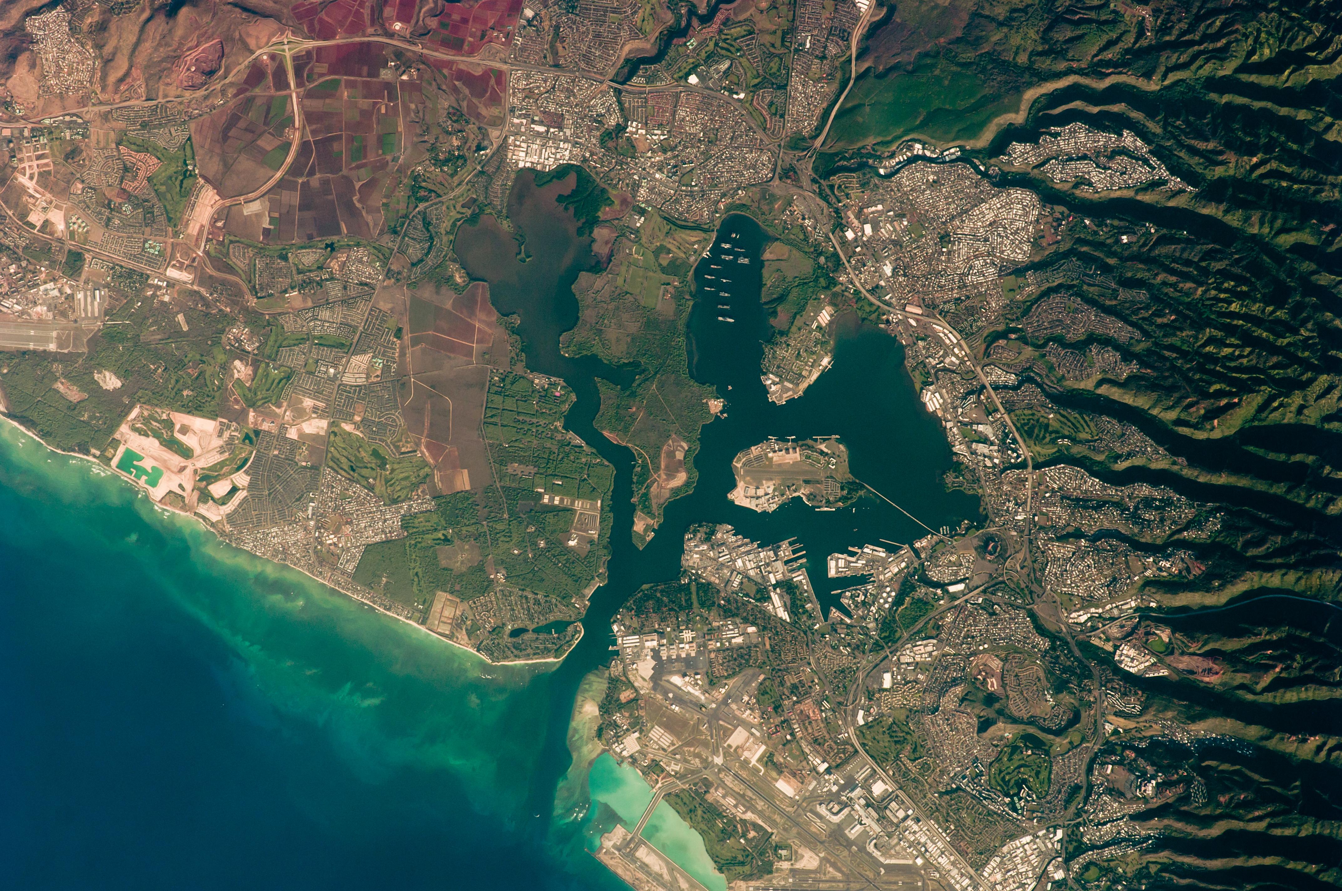 Pearl Harbor naval base 4