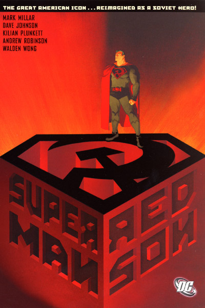 Superman: Red Son/Wikipedia