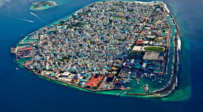Diluting the Concentration of Regional Power Players in Maldives
