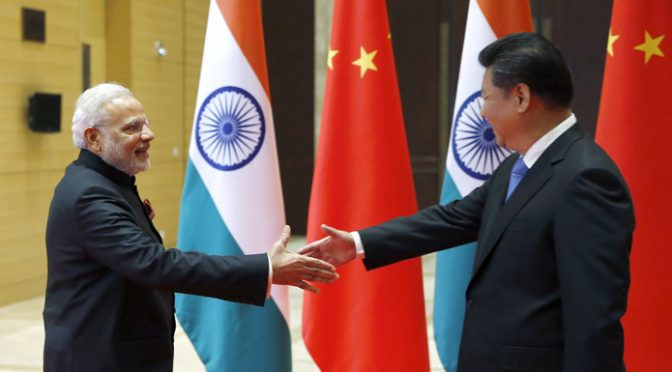 Strategic Maritime Balancing in Sino-Indian Foreign Policy