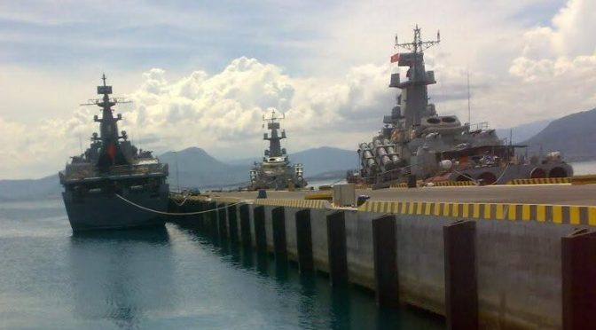 Cam Ranh International Port Visits in Strategic Context