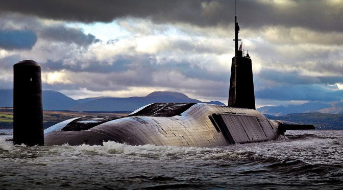 Trident: Hybrid Warfare Under a Nuclear umbrella, and UK-US and UK-EU Relations