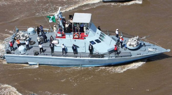 Sea Control 117 – Niger Delta Pirates Declare War?