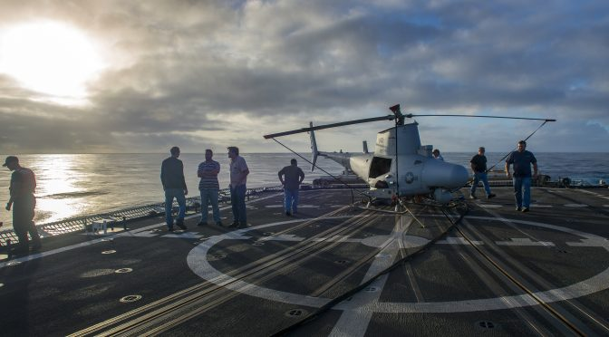 Unmanned Systems: A New Era for the U.S. Navy?