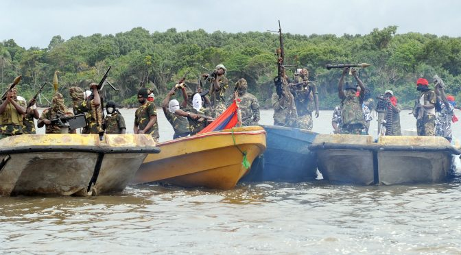 Who are the Niger Delta Avengers?