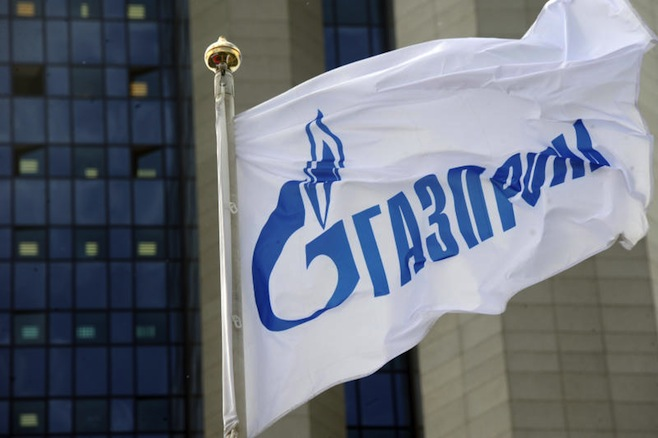 Russian energy company Gazprom has a lucrative thirty year contract with the PRC. (Sergey Porter / Vedomosti)